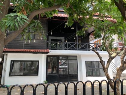 ផ្ទះវីឡាអាជីវកម្មនៅបឹងកេងកង១ Villa in Phnom Penh