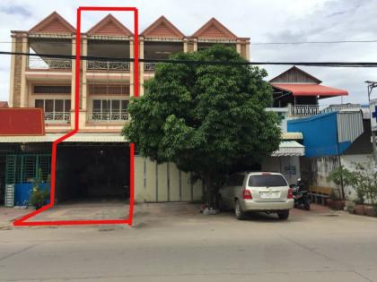 ផ្ទះល្វែងនៅបុរីគៀង ហត( ចំការដូង ) Flat in Phnom Penh