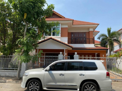 Bassac Garden Villa for Lease Villa in Phnom Penh