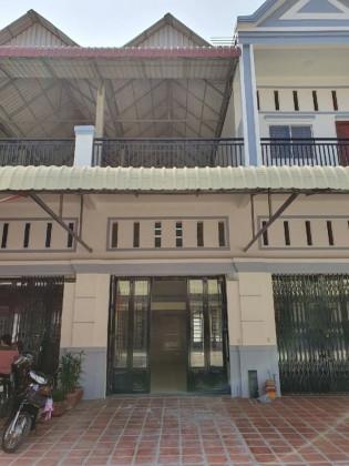 ផ្ទះល្វែងនៅបុរីកសិកម្មចំការដូង Flat in Phnom Penh