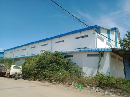 Warehouse On Road N° 3 Warehouse in Phnom Penh