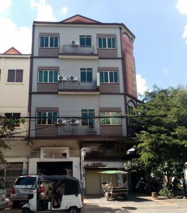 C-415-COMMERCIAL BUILDING IN BKK 3 Building in Phnom Penh