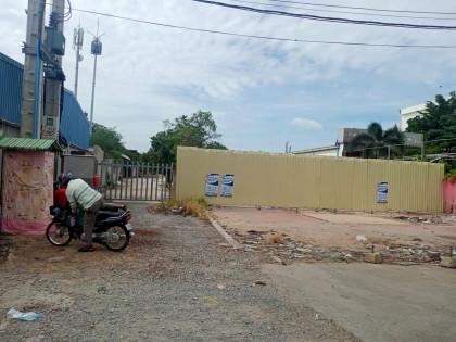 Land  For Rent  at  Chbar Ampov Land in Phnom Penh