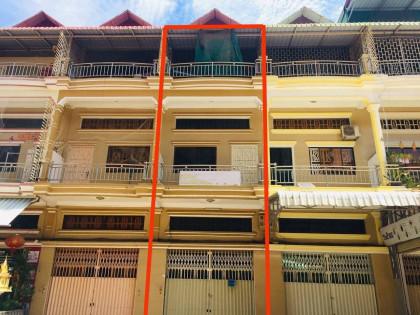ផ្ទះល្វែងនៅទួលសង្កែ Flat in Phnom Penh