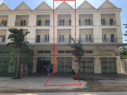 ផ្ទះអាជីវកម្មនៅបុរីឈូកវ៉ា Flat in Phnom Penh