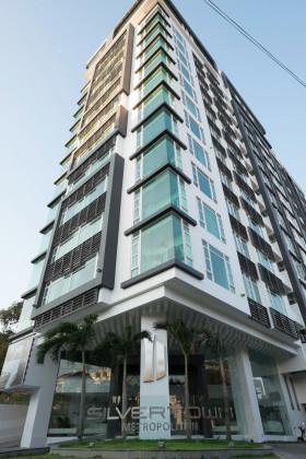 Silvertown Metropolitan Condominium in Phnom Penh