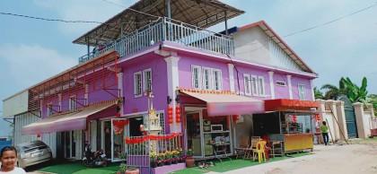 ផ្ទះអាជីវកម្មនៅសែនសុខ Flat in Phnom Penh