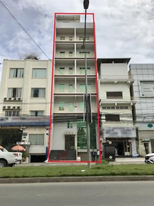 Building at Chbar Ampov Building in Phnom Penh