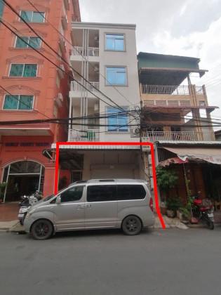 ផ្ទះល្វែងជួលបឹងព្រលឹត Flat in Phnom Penh