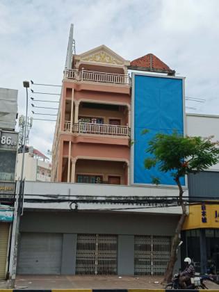 Building  In Mean Chey Area Building in Phnom Penh