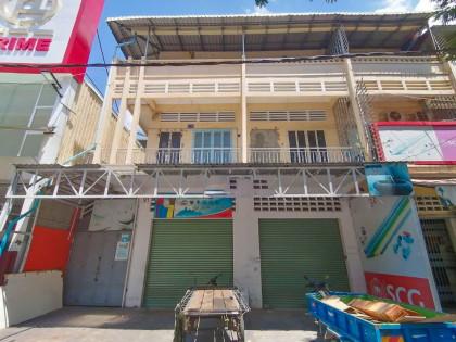 ផ្ទះនៅចំការមន Flat in Phnom Penh