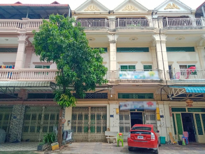 Flat At Stueng MeanChey Flat in Phnom Penh