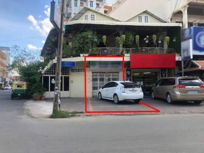 ផ្ទះអាជីវកម្មនៅជិតផ្សារទួលគោក Flat in Phnom Penh