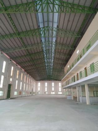 ឃ្លាំងនៅសែនសុខ Warehouse in Phnom Penh