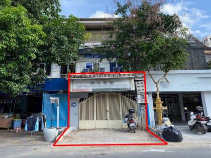 ផ្ទះអាជីវកម្មនៅបឹងកេងកង Flat in Phnom Penh