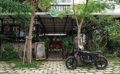 Tnot Chhrum Resident Apartment in Phnom Penh