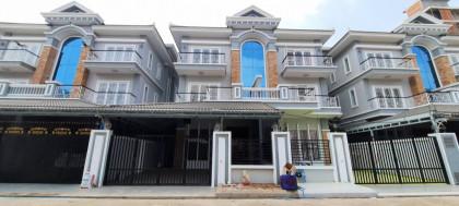 Twin Villa at Borey Vimean PP Villa in Phnom Penh