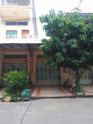 ផ្ទះជួលនៅបុរីម៉េងលីលូប្រាំ Flat in Phnom Penh