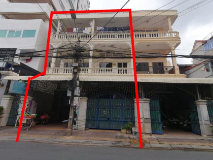 ផ្ទះ2ល្វែងនៅគីរីរម្យ Flat in Phnom Penh