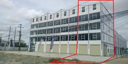 អាគារអាជីវកម្មនៅផ្លូវជាតិ០៣ Building in Phnom Penh