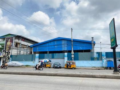 ឃ្លាំងនៅផ្លូវវេងស្រេង Warehouse in Phnom Penh