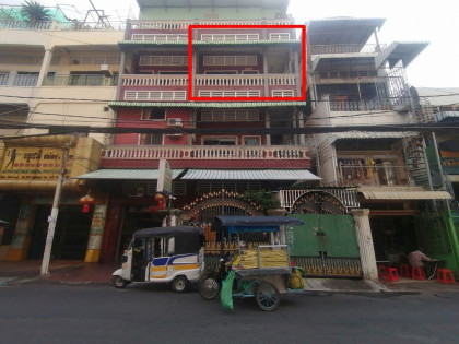 ផ្ទះជួលជាន់ទី2 អូរឬស្សី Flat in Phnom Penh