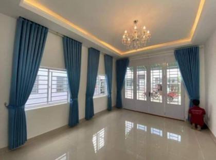 ផ្ទះនៅបូរីពិភពថ្មីកំបូល Flat in Phnom Penh