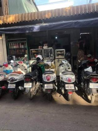 ផ្ទះជួលអាចរកស៊ីបាន  នៅឬស្សីកែវ Flat in Phnom Penh