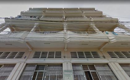 ផ្ទះល្វែងនៅស្ទឺងមានជ័យ Flat in Phnom Penh