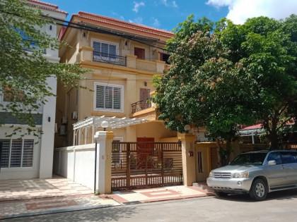 Villa At Borey New World Villa in Phnom Penh