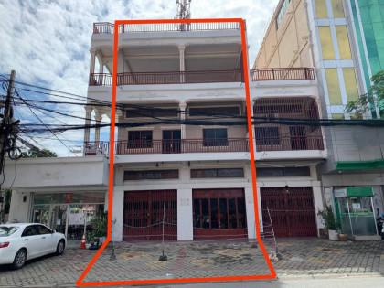 ផ្ទះអាជីវកម្មនៅផ្លូវ 271 Flat in Phnom Penh