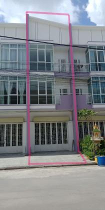 ផ្ទះអាជីវកម្មនៅចោមចៅ Flat in Phnom Penh