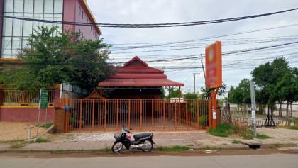 House At Phsar Prek Pnov Flat in Phnom Penh