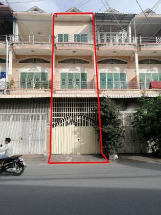 ផ្ទះនៅបឹងកេងកង២ Flat in Phnom Penh