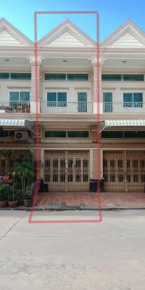 ផ្ទះអាជីវកម្មនៅបុរីជារីចោមចៅ Flat in Phnom Penh